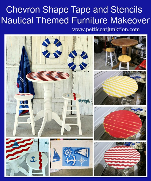 Chevron-Frog-Tape-Shape-Tape-and-Stencils-Project-Nautical-Themed-Furniture-Petticoat-Junktion (583x700, 485Kb)