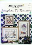 Превью Samplers to Treasure Portada (493x700, 412Kb)