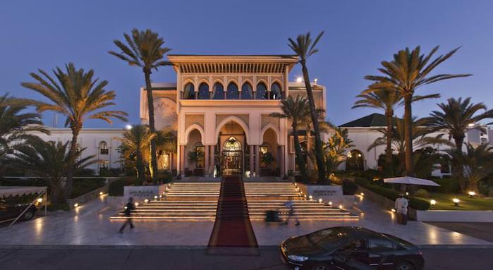 Atlantic Palace – флагманский отель в курортной зоне Агадир (10) (700x383, 254Kb)