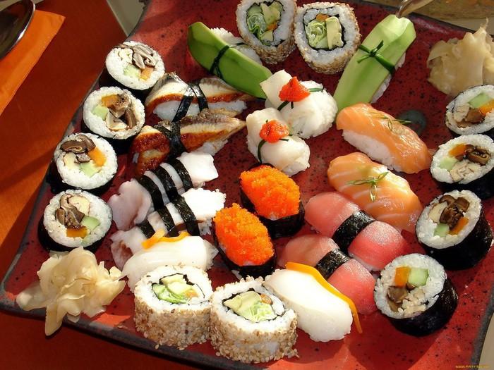 суши роллы (700x525, 131Kb)