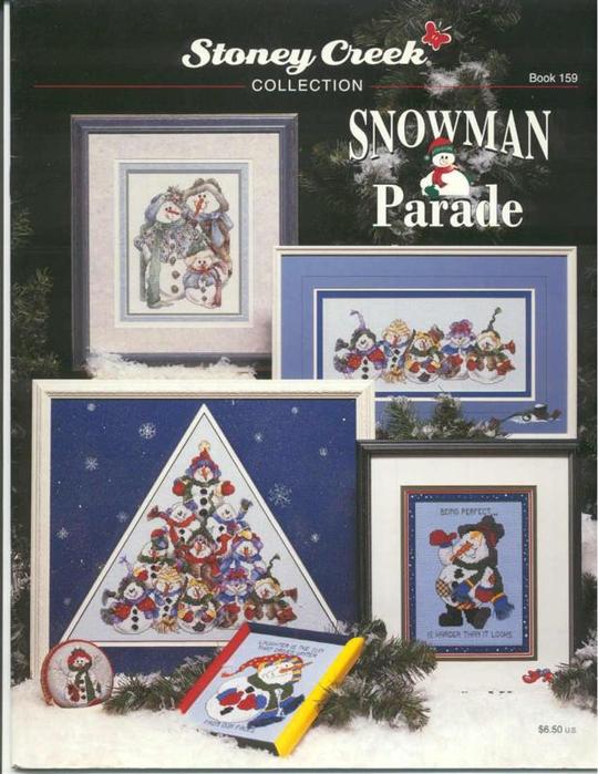 snowmanparade (540x700, 367Kb)
