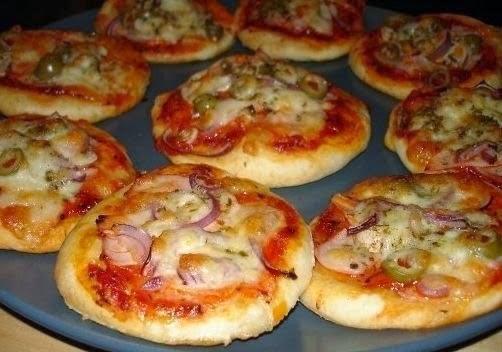 Маленькие пиццы (502x352, 39Kb)