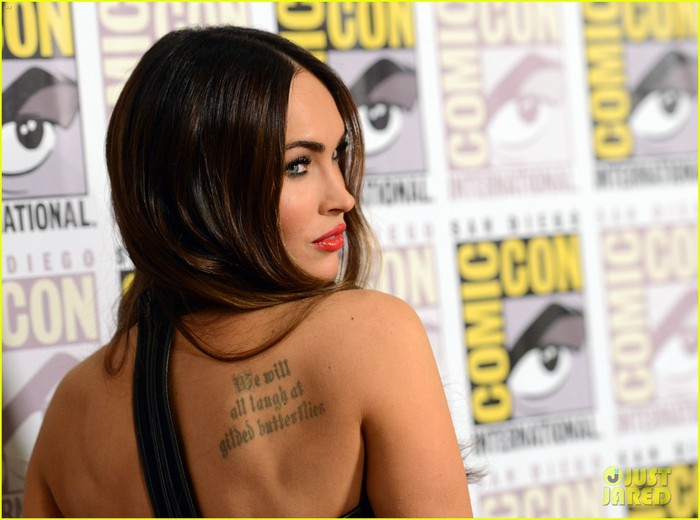 megan-fox-will-arnett-comic-con-2014-14 (700x520, 74Kb)