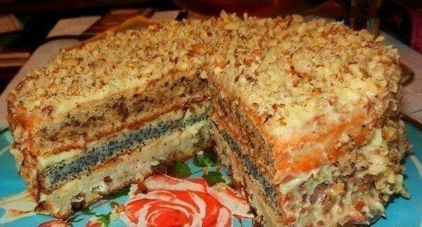 домашний торт (604x326, 60Kb)