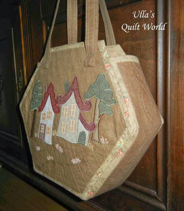 Чудесные сумки из кожи своими руками