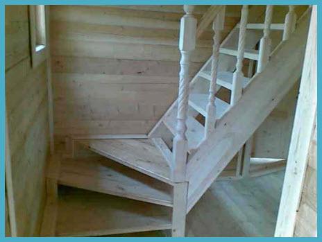 Как сделать лестницу на второй этаж своими руками чертежи
