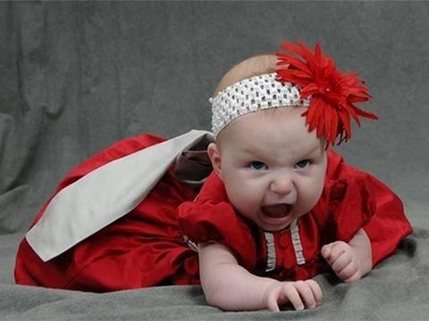 смешные фото маленьких детей 10 (480x360, 93Kb)