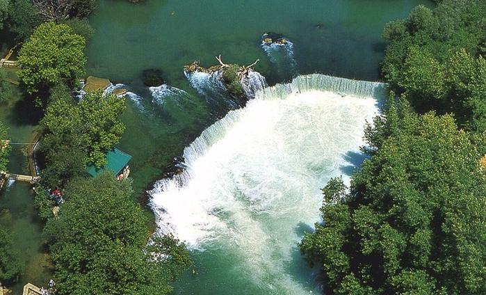 водопад манавгат турция фото 4 (700x424, 383Kb)