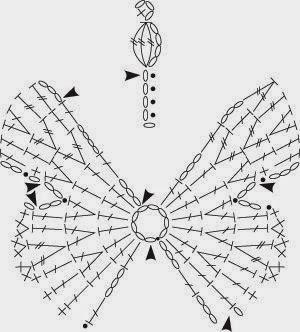 crochet butterfly 1[3] (300x332, 63Kb)