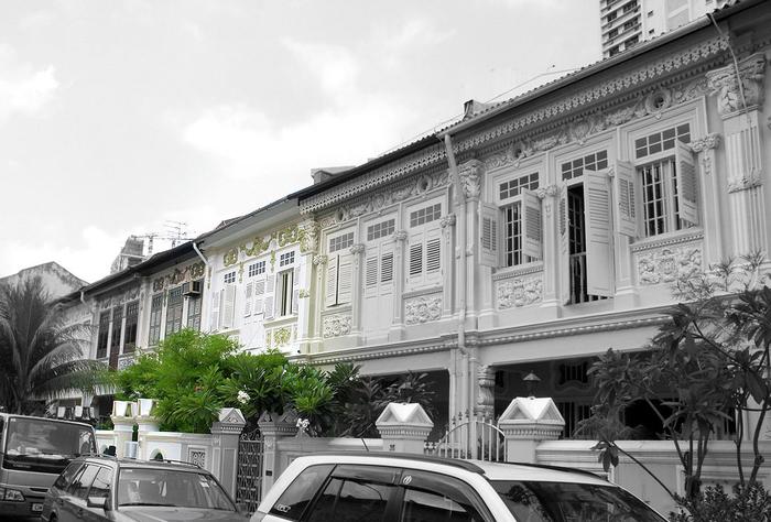 Изысканная и элегантная резиденция в Сингапуре (1) (700x474, 247Kb)