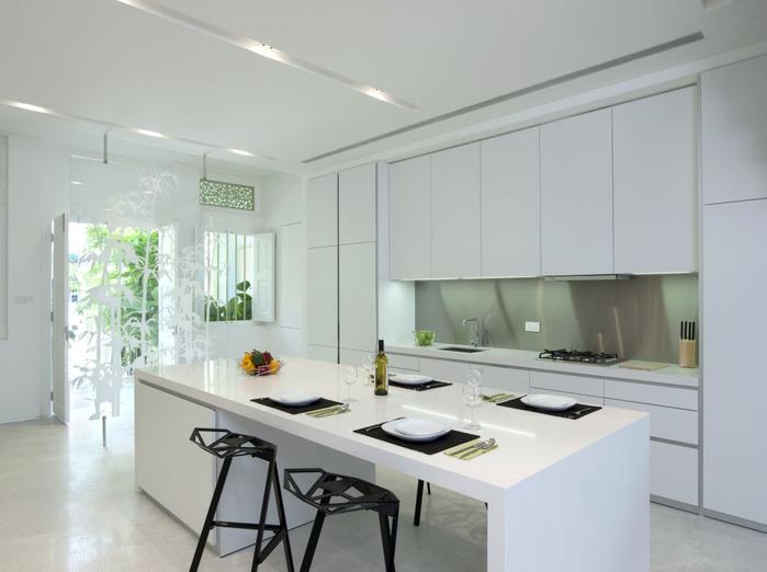 Изысканная и элегантная резиденция в Сингапуре (7) (700x522, 217Kb)