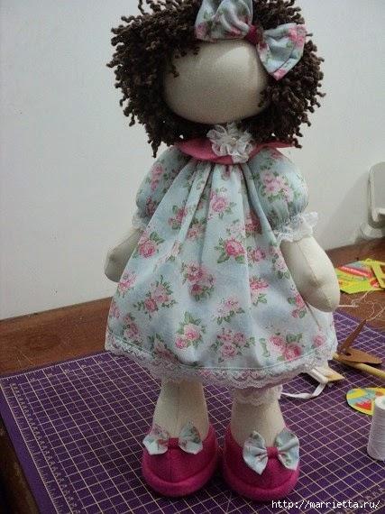 Шьем куколку ДОЛЛИ. Фото мастер-класс и выкройки (10) (427x570, 167Kb)