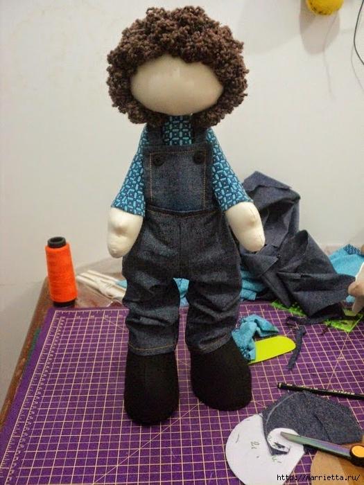 Шьем куколку ДОЛЛИ. Фото мастер-класс и выкройки (45) (525x700, 302Kb)