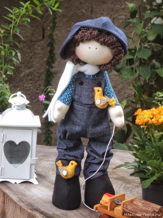 Шьем куколку ДОЛЛИ. Фото мастер-класс и выкройки (47) (525x700, 322Kb)