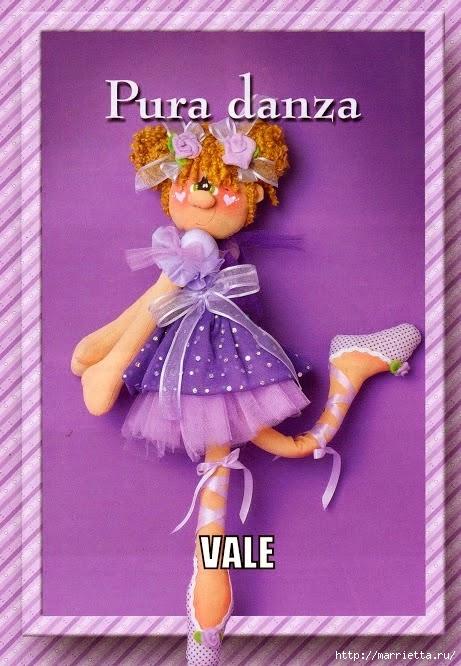 Шитье кукол. БАЛЕРИНЫ (2) (461x666, 219Kb)
