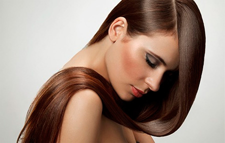 Кератин в борьбе за здоровые волосы.