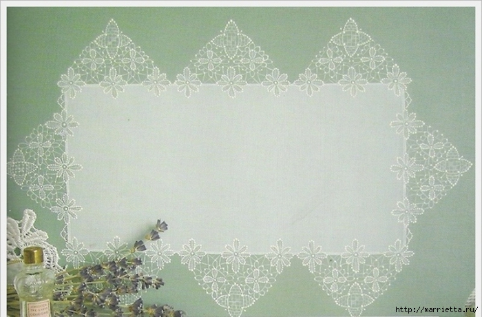 Декорирование и точечная роспись - имитация кружева (12) (700x460, 231Kb)