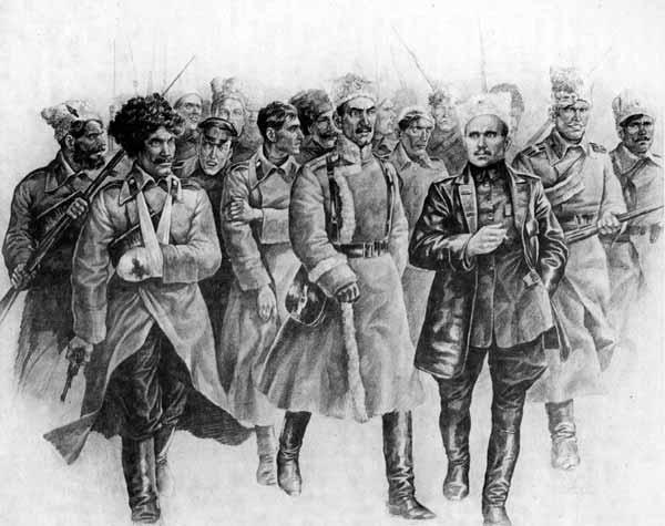 шолохов тихий дон гражданская война как трагедия народа