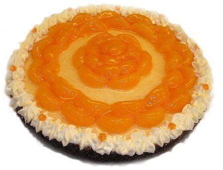 Торт шоколадно-мандариновый (450x344, 23Kb)