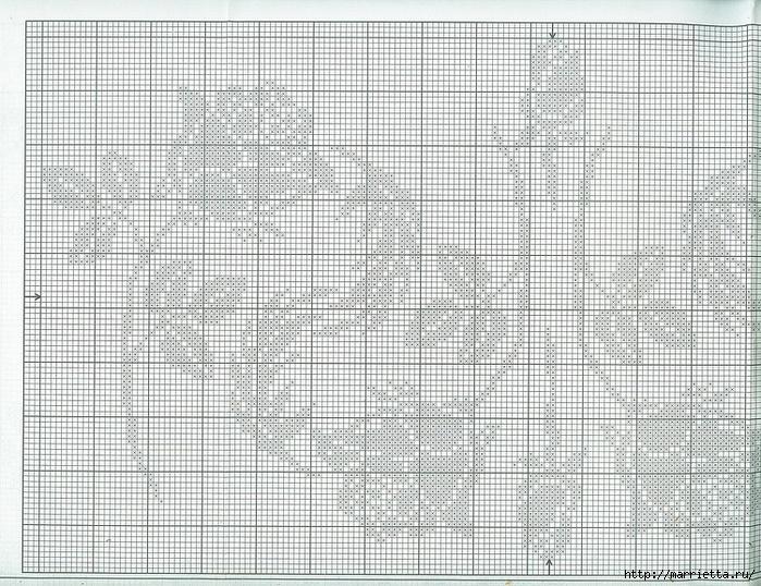 Вышивка роз на подушках (6) (700x538, 402Kb)
