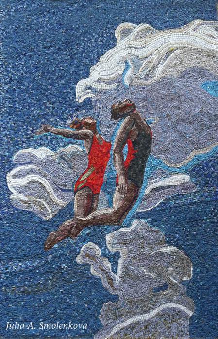 Творчество молодого художника Юлии Смоленковой (4) (449x700, 496Kb)