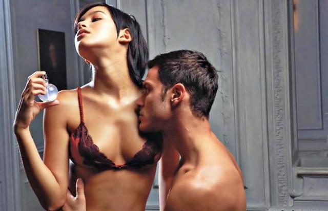 Аромат женского тела видео