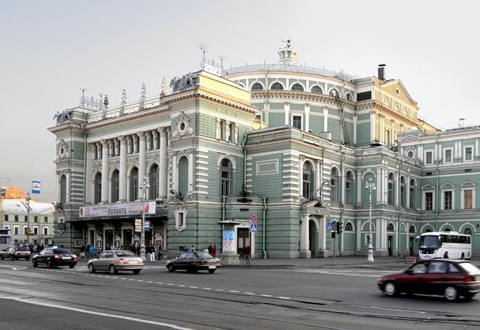 Мариинка.Юрий Стальбаум. Янд. (700x482, 318Kb)