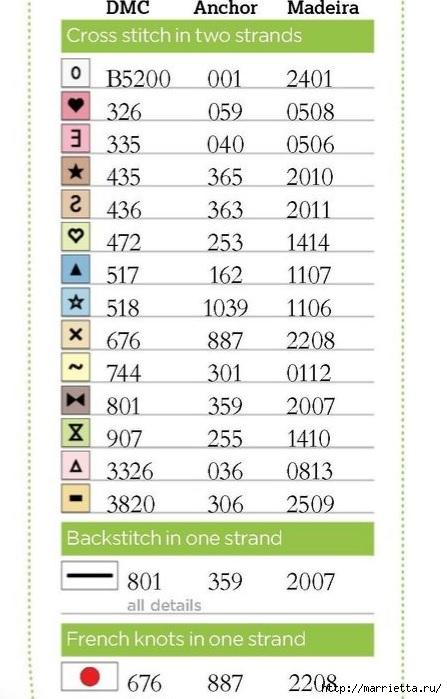 Совушки - вышиваем и вяжем крючком (8) (447x699, 153Kb)