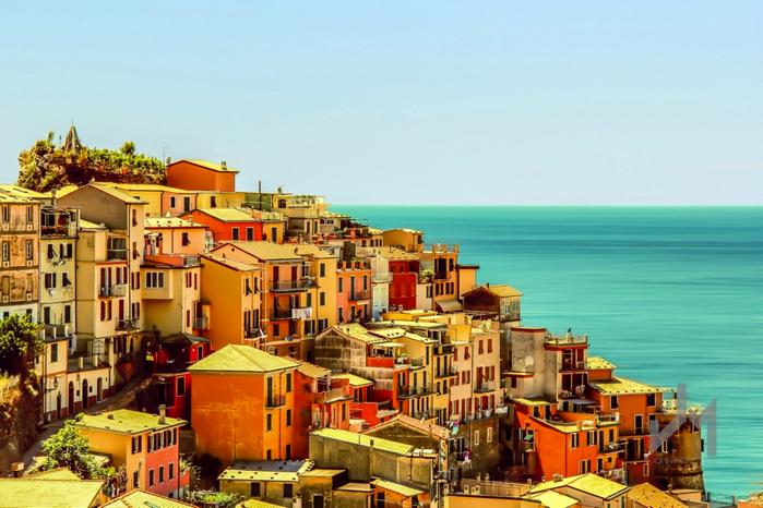 Риомаджоре италия фото 3 (700x466, 398Kb)