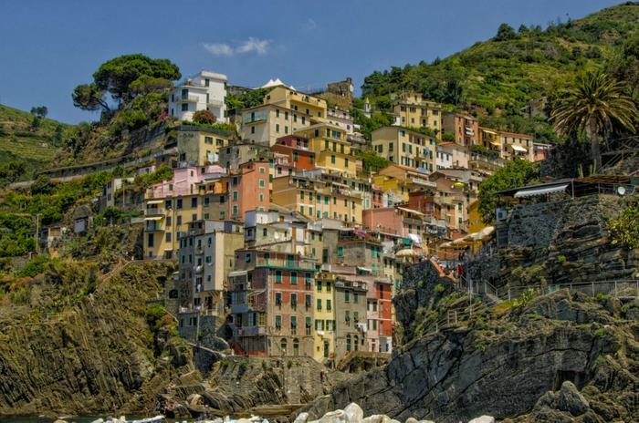 Риомаджоре италия фото 9 (700x464, 476Kb)