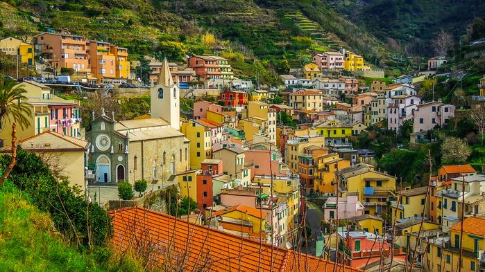 Риомаджоре италия фото 10 (700x393, 491Kb)