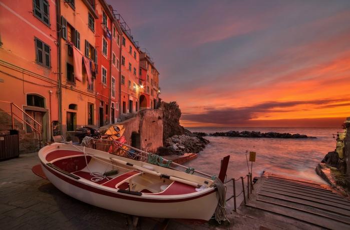 Риомаджоре италия фото 11 (700x459, 340Kb)