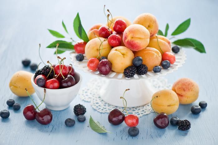 обои для рабочего стола фрукты красивые № 497524  скачать