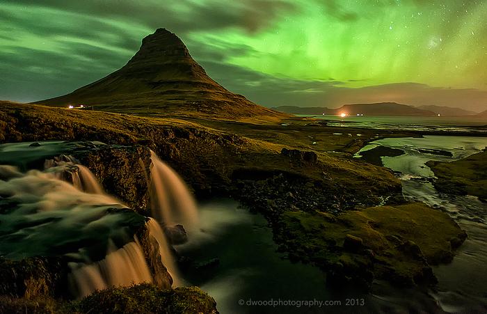гора Киркьюфелл исландия фото 3 (700x451, 444Kb)