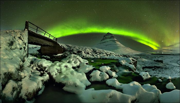 гора Киркьюфелл исландия фото 10 (700x404, 351Kb)