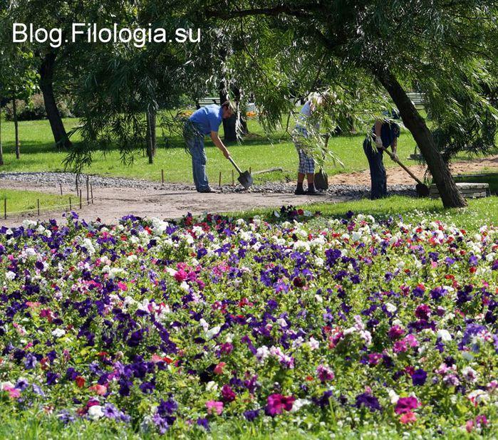 Пушкин, иль 2014. Рабочие в парке./3241858_gason (700x618, 166Kb)