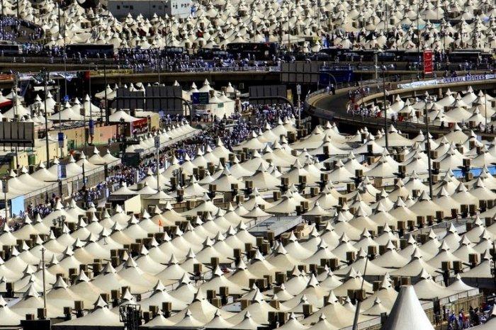 палаточный город мина саудовская аравия 9 (700x466, 412Kb)