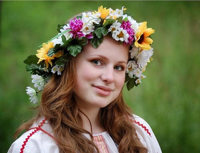 Украинские женщины фото 3 фотография