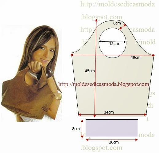 Как сшить женскую сумку из кожи своими руками