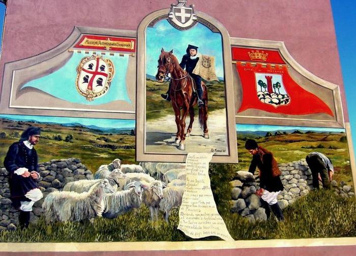 Raspisnyie-doma.-Kartinyi-na-stenah..-SHestaya-rospis-v-gorodke-Macomer.-Sardiniya (700x503, 435Kb)