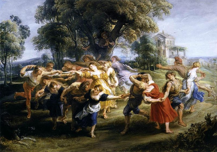 800px-Peter_Paul_Rubens_-_Dance_of_Italian_Villagers_-_WGA20409 (700x489, 408Kb)