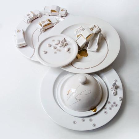 коллекция дизайнерской посуды Five Stars Crockery 1 (450x450, 106Kb)