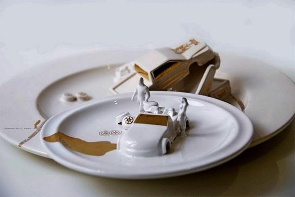 коллекция дизайнерской посуды Five Stars Crockery 3 (600x402, 132Kb)