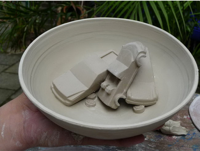 коллекция дизайнерской посуды Five Stars Crockery