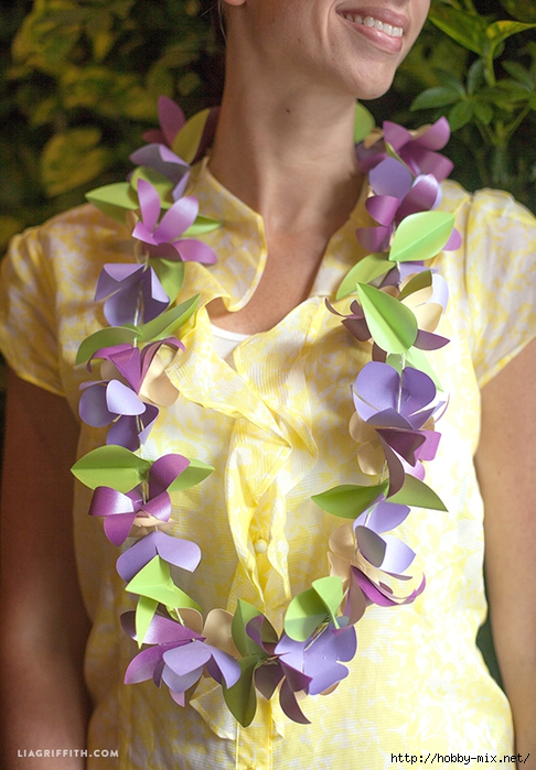 DIY_Paper_Flower_Lei (486x700, 289Kb)