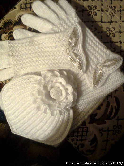 Шарф и перчатки (525x700, 175Kb)