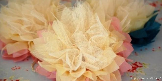 Цветок из фатина мастер-класс (1) (660x330, 107Kb)