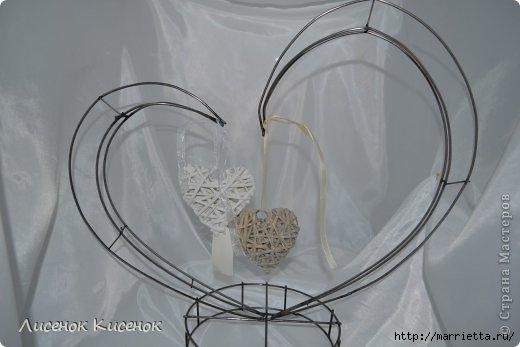 Свит-дизайн. Композиция в виде сердца из розочек (11) (520x347, 74Kb)