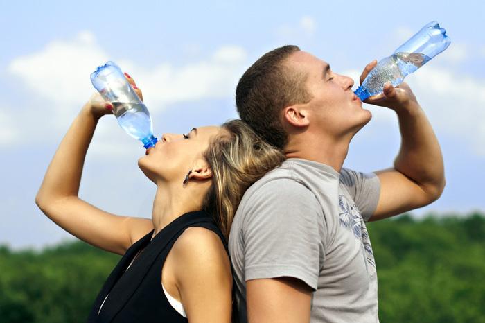 пить воду - Самое интересное в блогах