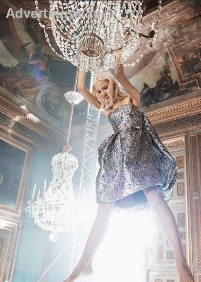 Dior Addict Eau de Toilette 2014 - Sasha Luss (413x580, 62Kb)